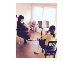 チェロ教室(横浜 青葉)