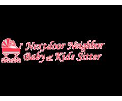 Nextdoor neighbor baby & kids English