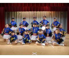 チア教室CHEER WINGS(ヒップスポーツクラブ)