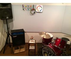 Okita Music Studio フルート ドラム教室