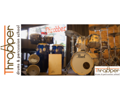 Throbber drums&percussion school