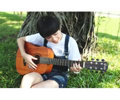 はじめてのギターレッスン 京都府宇治市のギター教室