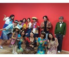 座・大阪市民劇場 (約半年間の演劇体験)