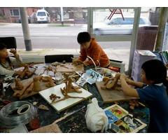アーティストパーク絵画教室