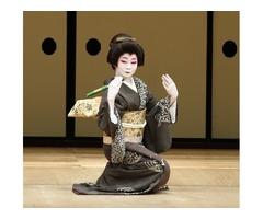 体の中からきれいになる人の 花崎玉女地唄舞教室
