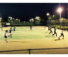 フットワーク改善テニススクール