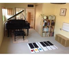 本庄市 松村理子ピアノ教室 Ricoミュージックスタジオ