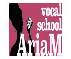 vocal school AriaM