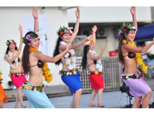 タヒチアンダンスサークル ORI MANU 水曜・土曜入門クラスOPEN