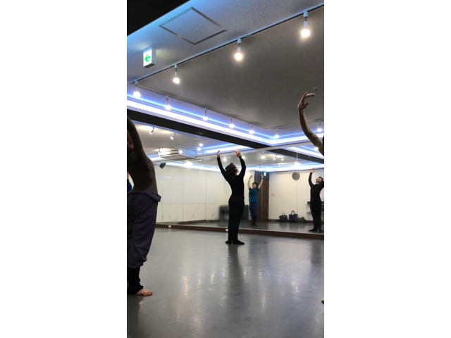 YK Ballet Class