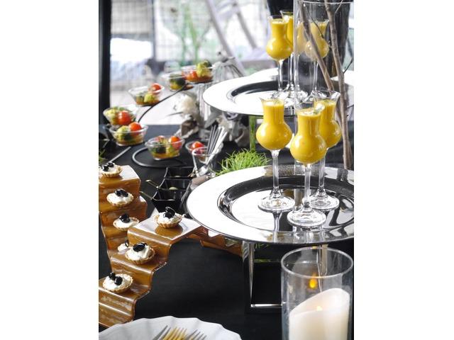 おもてなし salon Table Style Plan UTSUWA