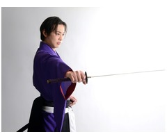 剣舞:Kembu Sword Performing & Training Class