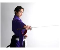 剣舞:Kembu Sword Performing & Training Class