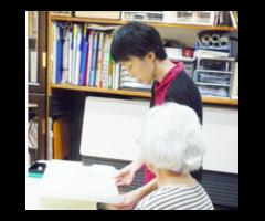 漢字とかなの書道教室