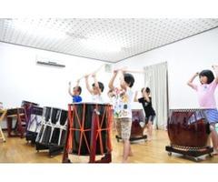 KAGURA和太鼓教室