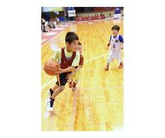 バンビシャス奈良 バスケットボールスクール