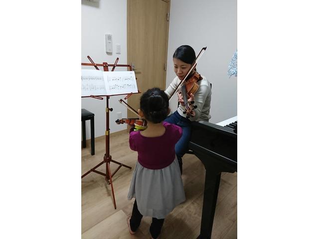 うえやまバイオリン教室