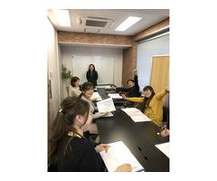 【CELTA認定講師】大人が楽しく学べる英会話スクール