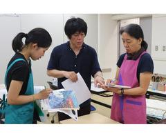 12月テキスタイル学科オープンキャンパス