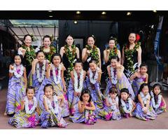 フラダンス教室 Hula Halau O Haunani