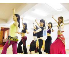 アーランジュ ベリーダンス教室