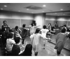 京都烏丸アフリカンダンス教室