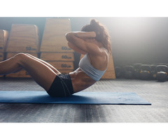 体幹トレーニング体験会