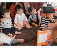 親子を育む乳幼児教育 リトピュア横浜センター北教室