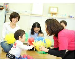 親子を育む乳幼児教育 リトピュア勝どき教室