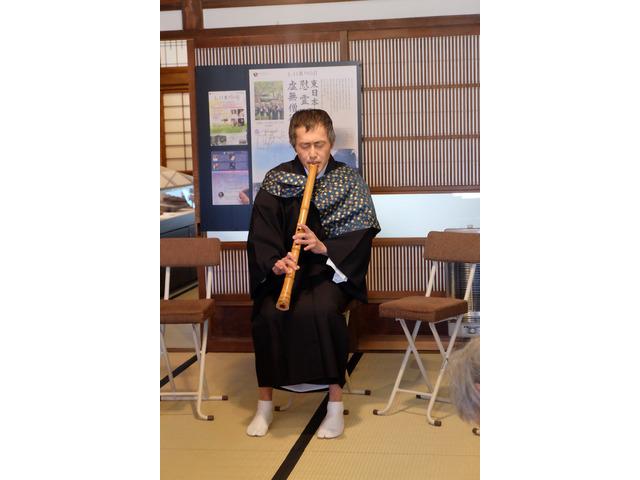 斉藤明暗琴古流尺八教室