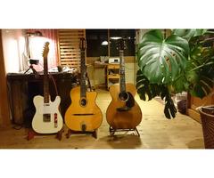 シャンクレールギター・ウクレレ教室