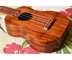 アーリーバードギター&ウクレレスクールウクレレ京都教室