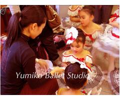 Yumiko Ballet Studioキッズバレエスクール ゴールドジムさいたまアリーナ校