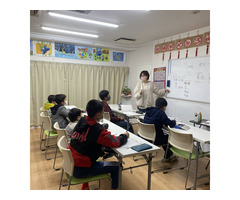 子供向け中国語教室 ひまわり学童クラブ