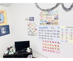 小人数2歳からシニア英語教室!できるをふやす!