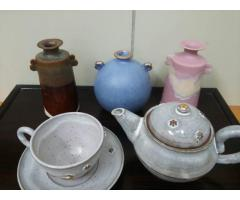 龍神焼  龍窯陶芸教室
