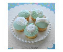カップケーキデコレーションのお教室 milne's cake*みるんずけーく*