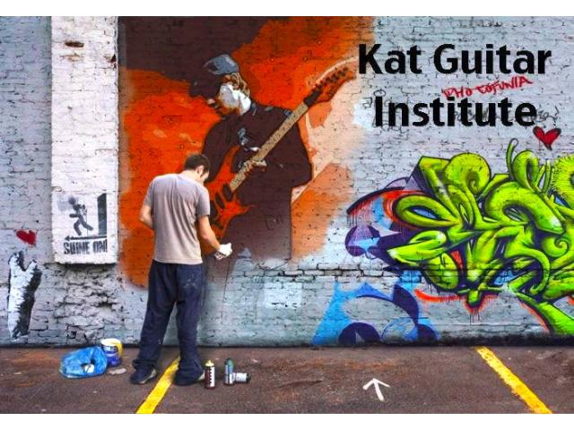 Kat Guitar Institute
